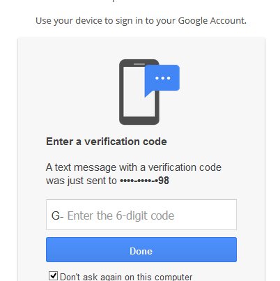 Two-factor Authentication (2fa)